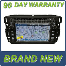 New Unlocked Saturn Radio Gps Navigation System Cd Dvd Player Stereo 25925492 Fits Outlook