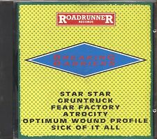 Breaking Barriers - STAR STAR GRUNTRUCK FEAR FACTORY ATROCITY CD PROMO 1992 MINT