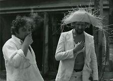 PIERRE RICHARD JACQUES VILLERET LES NAUFRAGES DE L'ILE DE LA TORTUE 1976 PHOTO
