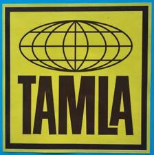 NORTHERN SOUL RECORD BOX STICKER - TAMLA MOTOWN - TAMLA SQUARE