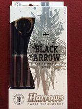 Harrows Black Arrow 18g Soft Tip Darts 54507 Dart Set with FREE Shipping