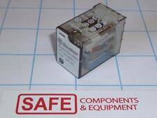 Finder 4-Pole Relay 55.34.9.024.0000 24VDC 5A 4PDT Socket 553490240000 C42-02