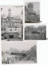 Thüringen alte Burg Anlage Festung alte Ansichten