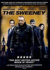 BRAND NEW DVD// THE SWEENEY // RAY WINSTONE, DAMIAN LEWIS, HAYLEY ATWELL