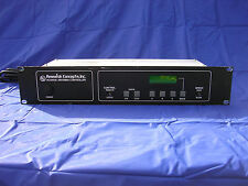 RESEARCH CONCEPTS RC1KA RC1000A C BAND LARGE DISH SATELLITE ANTENNA CONTROLLER