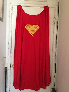 SUPERMAN'S CAPE PROP REPLICA 404/900 DC JLA TROPHY ROOM COMICS STATUES BUSTS