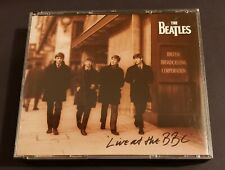 THE BEATLES / LIVE AT THE BBC / DOUBLE CD + BOOKLET / NON REMASTERED / MINT