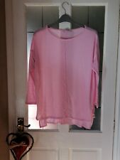 Pink Oversized Light Jumper Size 12