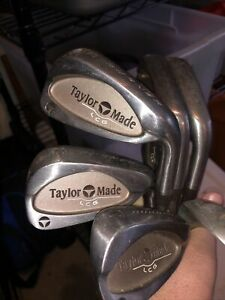 Taylor Made Burner LCG 4-6, 8, 9, P, A Women's Irons