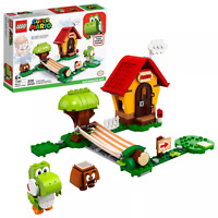 LEGO 71367  Super Mario Marios House & Yoshi Expansion Set Building Toy for Kids