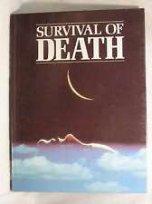 SURVIVAL OF DEATH, PETER BROOKESMITH, Excellent Book