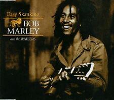 BOB MARLEY AND THE WAILERS - EASY SKANKING - 4 Track CD single 1995 FRANCE
