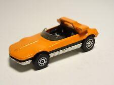 Vintage Corgi Juniors Whizzwheels Bertone Runabout Barchetta Die-cast Toy Car