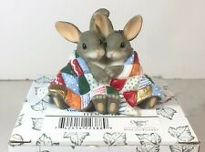 Dean Griff Charming Tails You're my Snuggle Bunny 87/120 quilt in Box