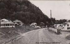 Rue Principale Lac Noir ST JEAN-DE-MATHA Lanaudière Quebec Canada 1946-48 RPPC