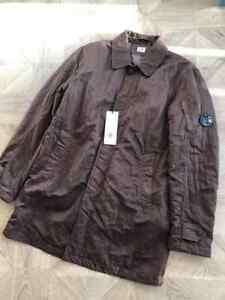 "Brand new C.P. Company Nylon -B Long Coat   Eu 48 / Medium / 22"" p2p"