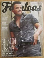 Peter Andre – Fabulous magazine – 3 August 2014