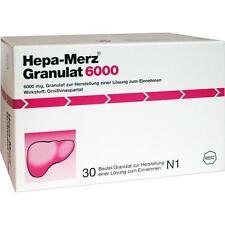 HEPA MERZ GRANULAT 6000 Btl. 30St PZN: 7469993