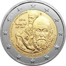 5x2 Euro Griechenland 2014