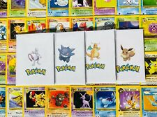 Pokemon Vintage 5 Card Custom Pack! Old Pokemon Cards! Wotc 1st Edition Included