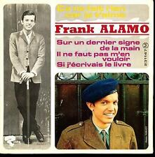 FRANK ALAMO EP FRANCE CA NE FAIT RIEN