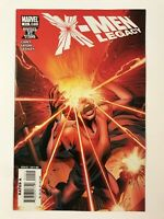X-MEN LEGACY #214 (2008) | 1ST FIRST MISS SINISTER