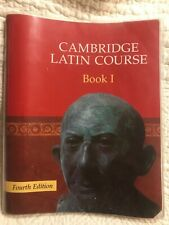 Cambridge Latin Course Book One 4th Edition