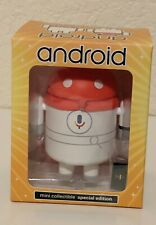 Android Mini Collectible Figurine Figure Special Edition - Voice Researcher