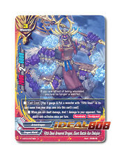 Buddyfight x 4 Fifth Omni Armored Dragon, Giant Battle Axe Dokujun [H-BT03/0079E