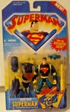 DC Superman The Animated Show Deep Dive Superman Underwater Rocket Blaster MOSC