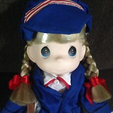 Precious Moments Doll - Mail Letter Carrier - 1999 Career Series - 1310 New