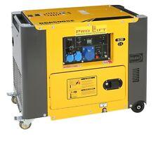 Stromerzeuger Silent Diesel Nots...