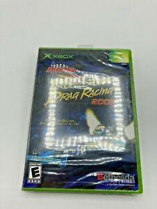Microsoft Xbox Brand New Factory Sealed IHRA Professional Drag Racing 2005