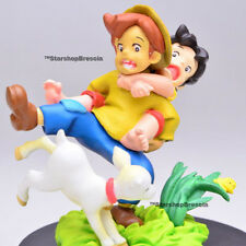 ALPS NO HEIDI - 40th Anniversary - Heidi & Peter Mini Figure Kaiyodo