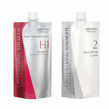 Shiseido Crystallizing Straight H1 H2 Neutralizer