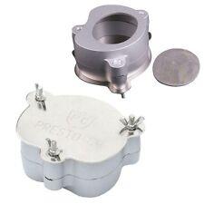 Dental Aluminium Denture Flask Compressor Parts JT-12 Dental Lab Equipment