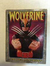 Bowen Designs Wolverine  Brown Mini Bust 3661/9000 New MIB