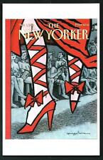 Art Spiegelman - Copertina per The New Yorker del 1994 - cartolina moderna
