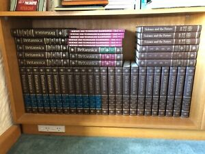 Encyclopedia Britannica full set 15th edition As New Condition.