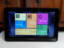 Polaroid M10 PMID1000B, Android 4.0, Wi-Fi, 10.1in - Black