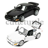 Welly Porsche 964 Turbo 1:24 - 1:27 Diecast Model Display Toy Car 24023