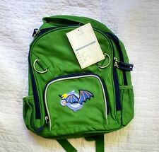 New Pottery Barn Kids boys SMALL Fairfax backpack , no monogram, dragon green