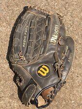 """Wilson A9824 OG3 Optima Gold 12"""" Softball Baseball Glove Mitt RHT Right Handed"""