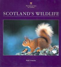 Scotland's Wildlife by Niall Benvie and National Trust Staff (2004, Hardcover)