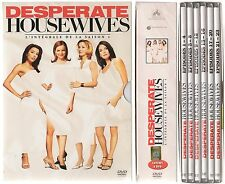 DESPERATE HOUSEWIVES - Intégrale saison 1 - Coffret V1 -6 boitiers slim1 - 6 DVD