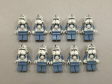 LEGO Clone Trooper Lot of 10 Star Wars Minifigure minifig Huge LOT Clones Z143