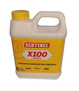 SENTINEL X100 Inhibitor (1 litre) - SAME DAY TRACKED DISPATCH