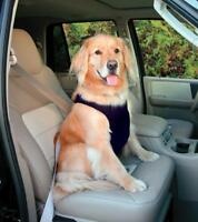 Canine Friendly Vest Harness Black (Free Shipping in USA)