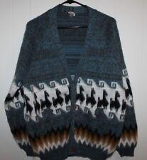 Lllama - Farinango Cardigan 100% Wool Sweater (Large)