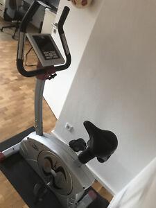 Christopeit Ergometer Heimtrainer ET 6 Fahrrad Gebraucht